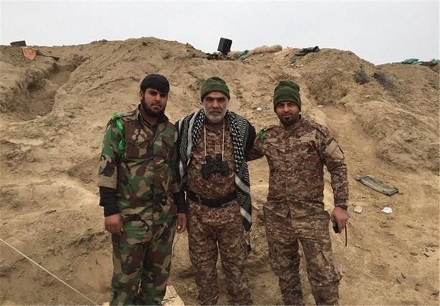 بالصور.. مقتل الجنرال الإيراني (أبو المكارم) Image