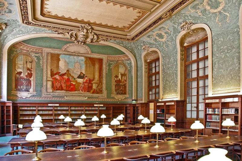 Najlepše biblioteke na svetu - Page 5 Sorbonne_5