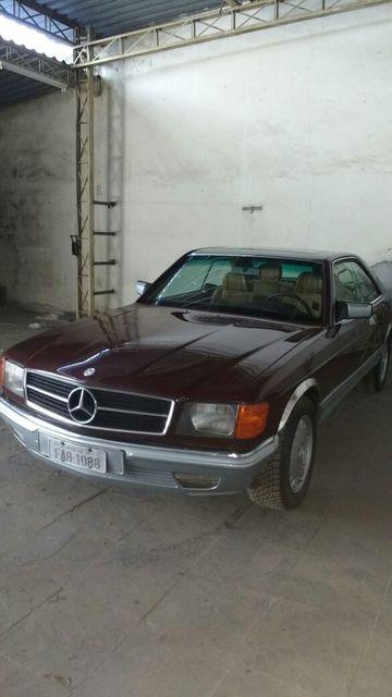 C126 500SEC 1983 - R$ 48.000,00 What_3