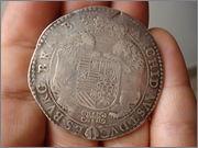 Ducatón de Alberto e Isabel. 1619 . Amberes. Sergio_002