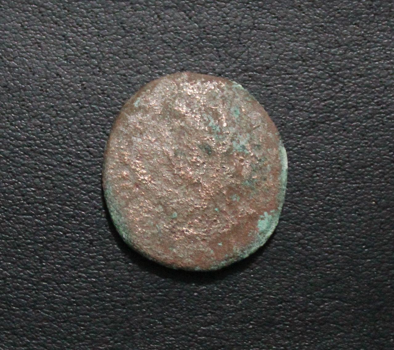 AE25 de la Rebelión de Bar Kojba. Judea. 132-135 d.C. 3_6h