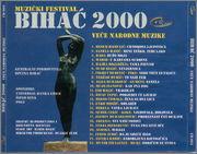 Bihacki festival - Diskografija Bihacki_Festival_2000_zadnja