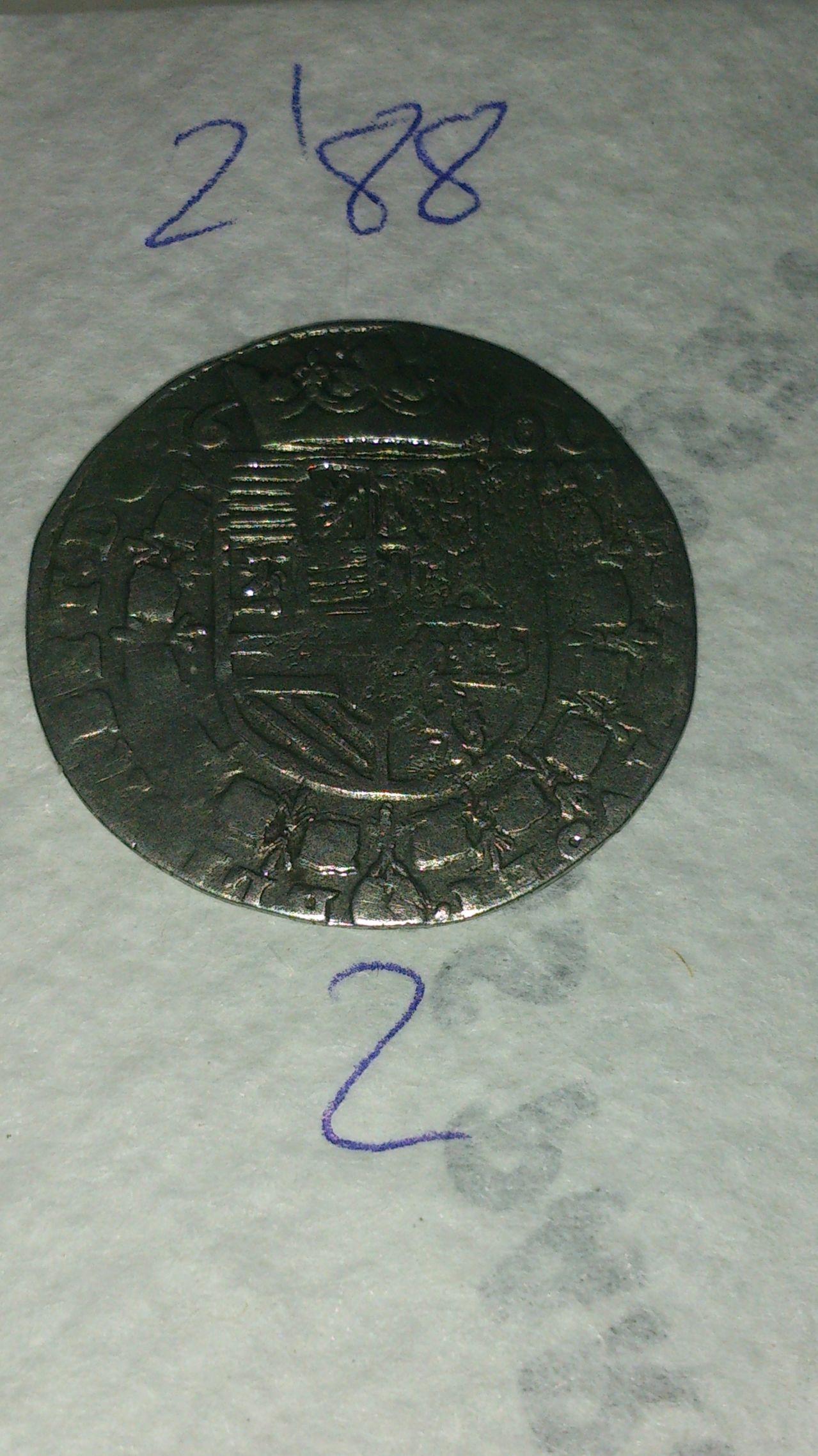 1/8 de Florín (Stoter) de los Archiduques Alberto e Isabel, Amberes. 1600. DSC_0114