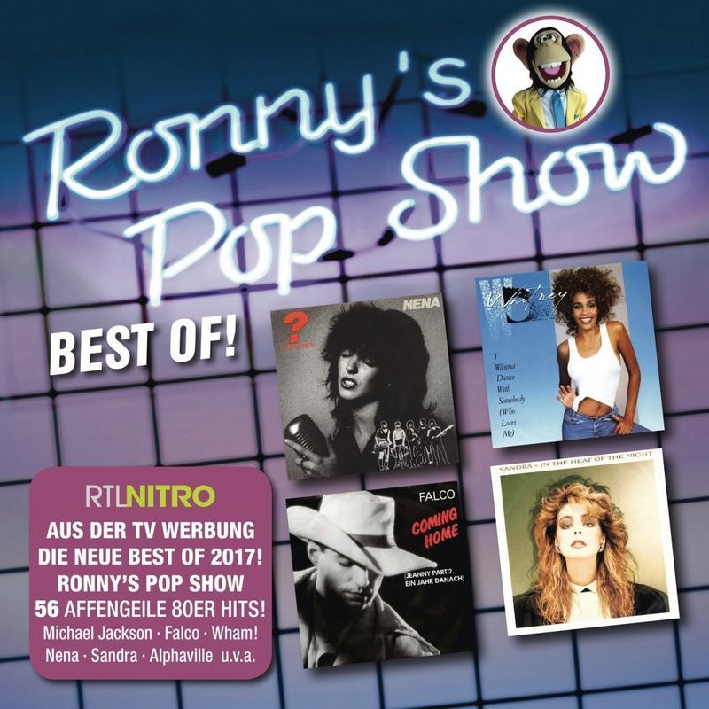Ronys Pop Show Best Of 3cd(320) RONNYS