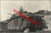 Камуфляж французских танков B1  и B1 bis B_1bis_61_Jean_Bart
