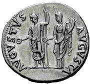 Glosario de monedas romanas. AUGUSTUS - AUGUSTO. Image