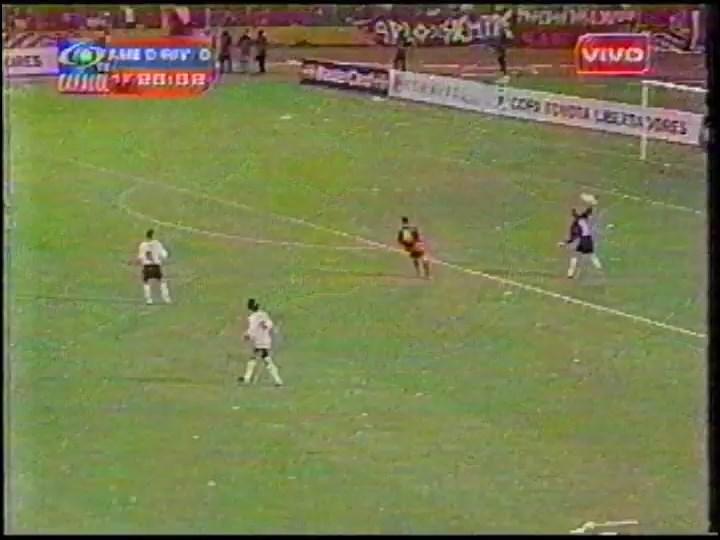 Copa Libertadores 2003 - Cuartos de Final - Vuelta - América de Cali Vs. River Plate (540p) (Español Latino) Image