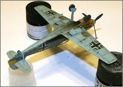 Messerschmitt Bf-109 e-4 (Tamiya) 1/72 IMG_0932