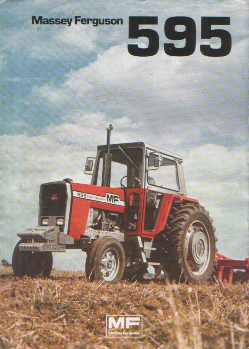 Hilo de tractores antiguos. - Página 3 MF_595