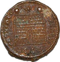 AE3 de Constancio II 228a
