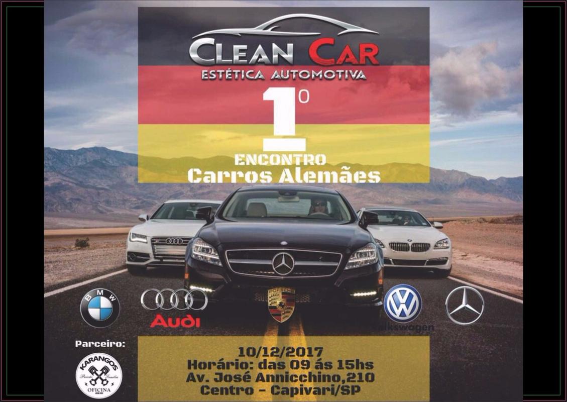 Encontro de Mercedes-Benz em Capivari 10/12 CONVITE