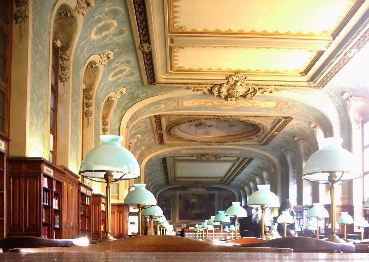 Najlepše biblioteke na svetu - Page 5 Salle_Saint_Jacques_Biblioth_que_de_la_Sorbonne