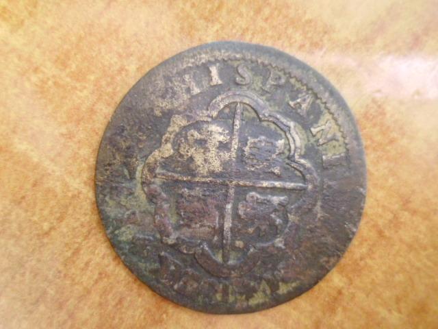 2 reales Felipe V 1722 Sevilla  P1100676