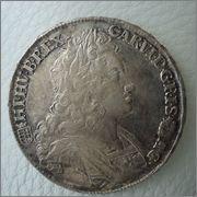 1 Thaler 1722 Carlos VI de Habsburgo  (Carlos III en Hungria ) Image