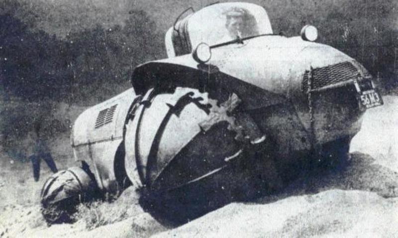 PROTOTIPOS  - Página 8 4a_Rhino_of_Automobil_Revue_Nov_17_1954_1