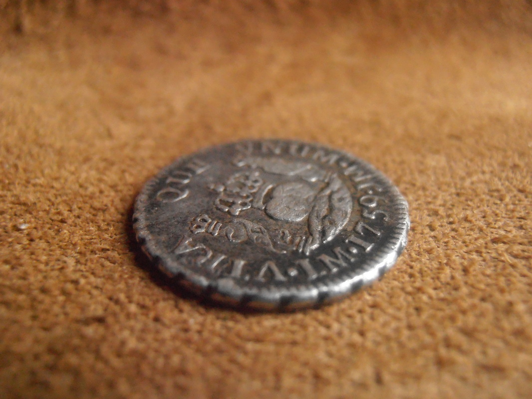 1/2 Real Fernando VI ceca de  Lima(1759) P3040021