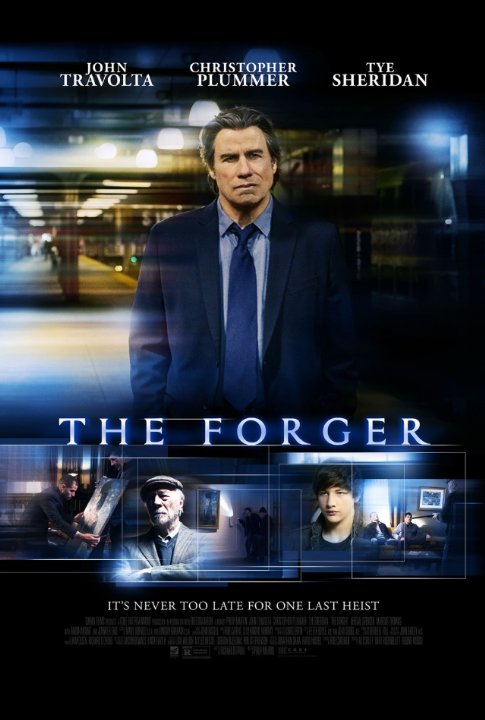 The Forger (El falsificador) (2015)  The_Forger_Poster