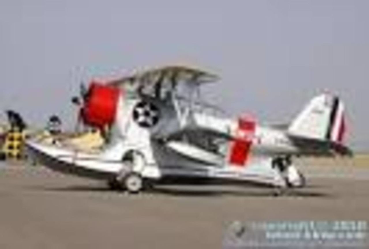 Aeronaves  del pasado de la SEMAR. Grumman_J2_F_6_Duck