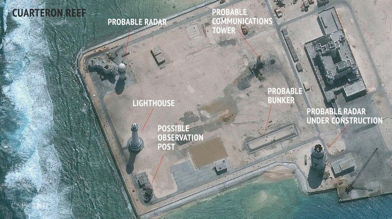 Islas en conflicto en Sudasia- Spratley,Paracel - conflictos, documentacion, acuerdos y articulos Possible_HFRADAR2