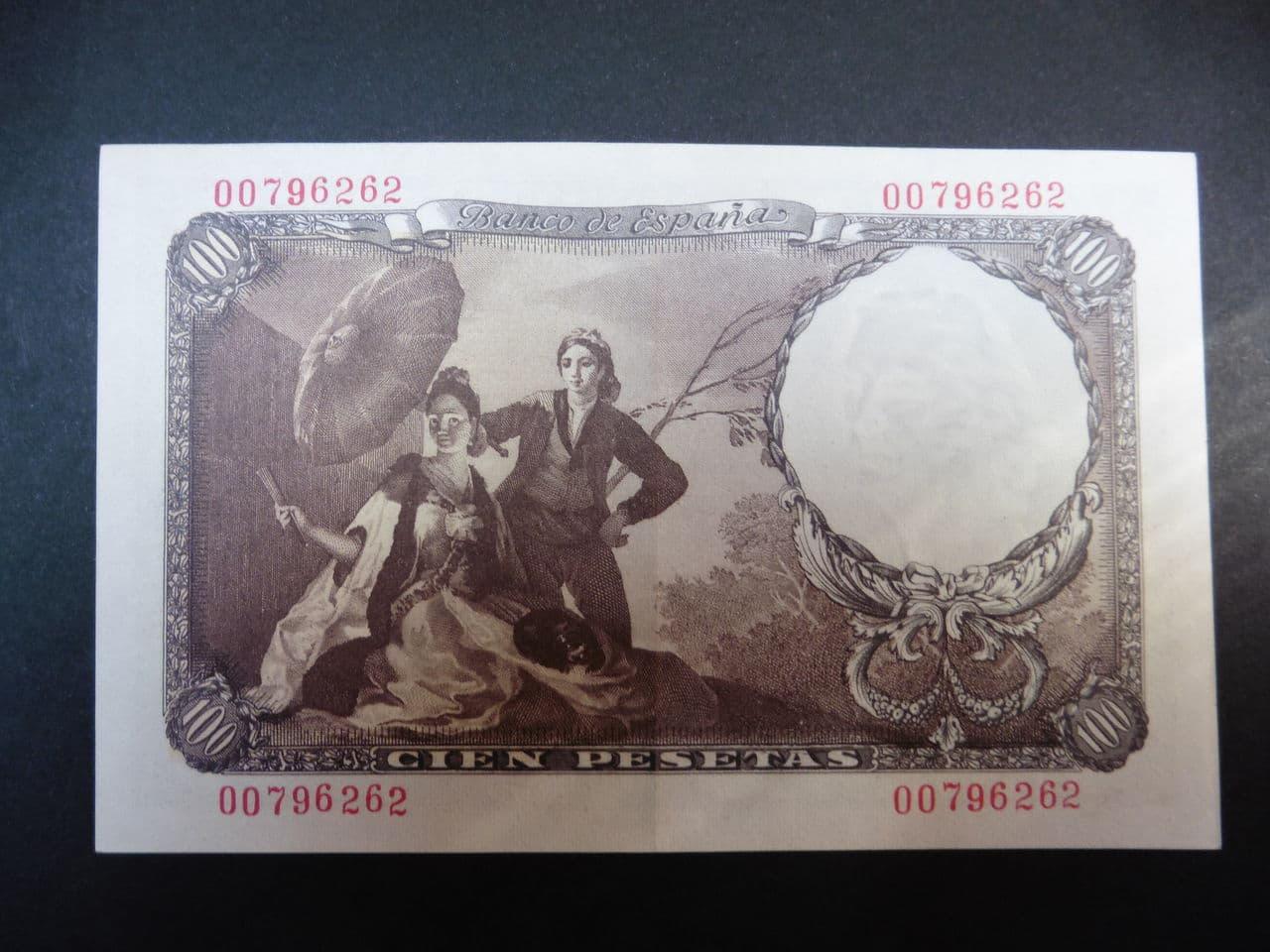 100 pesetas 1946 P1000394