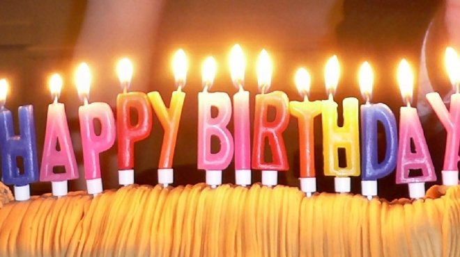 ميلاد الفرح والسرورللاخ فارس 9723_660_Birthday_candles