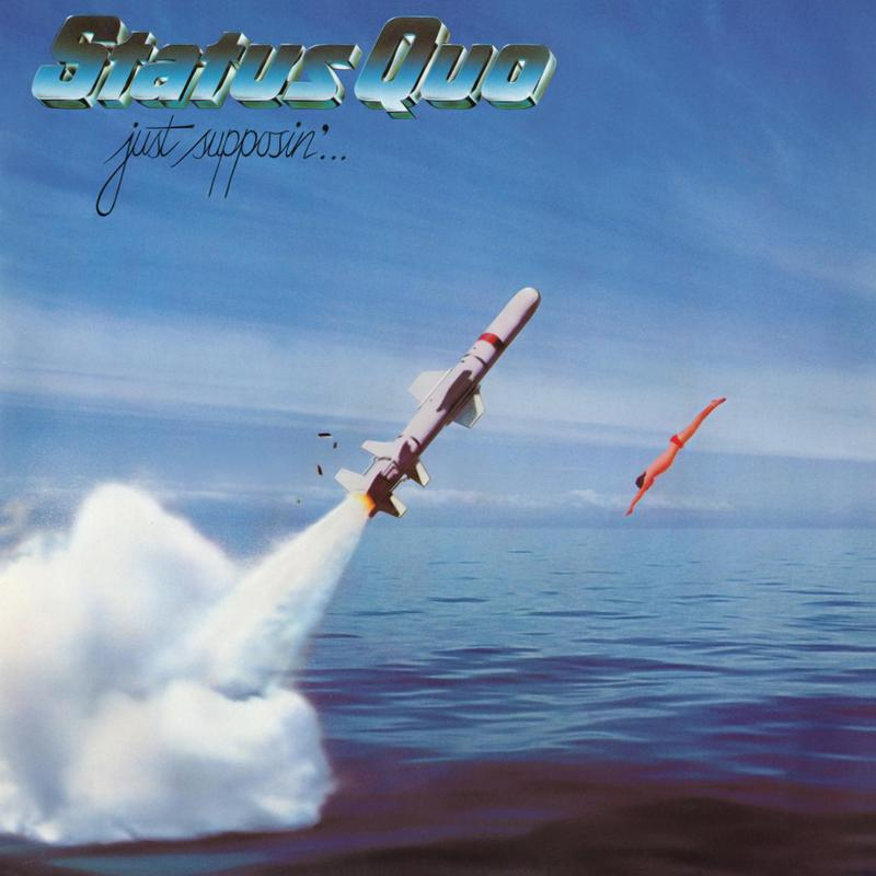 Status Quo  [FLAC] Front
