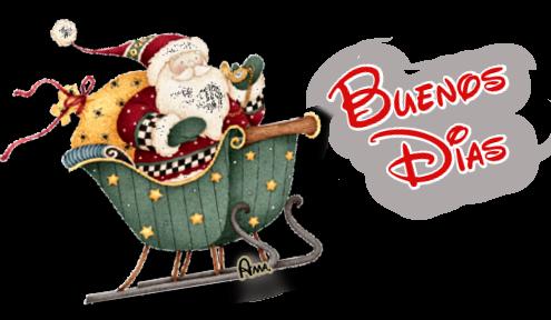 Linda Navidad Ho Ho Ho !! DIAS