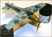 Messerschmitt Bf-109 e-4 (Tamiya) 1/72 IMG_0931