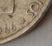100 pesetas 1966 (*19-??). Estado Español. Segunda_Estrella