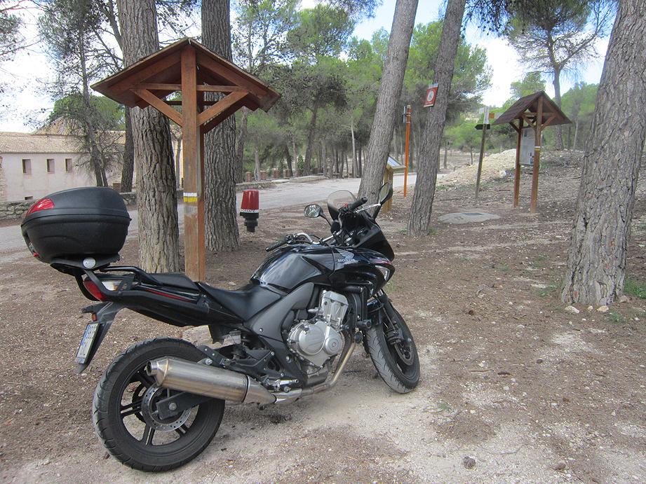 EL RECONCO,Biar + COVA NEGRA (ruta motosenderista) Biar3