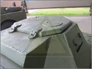 Советский легкий танк Т-60, Музей отечественной военной истории, д. Падиково Московской области T_60_Padikovo_030