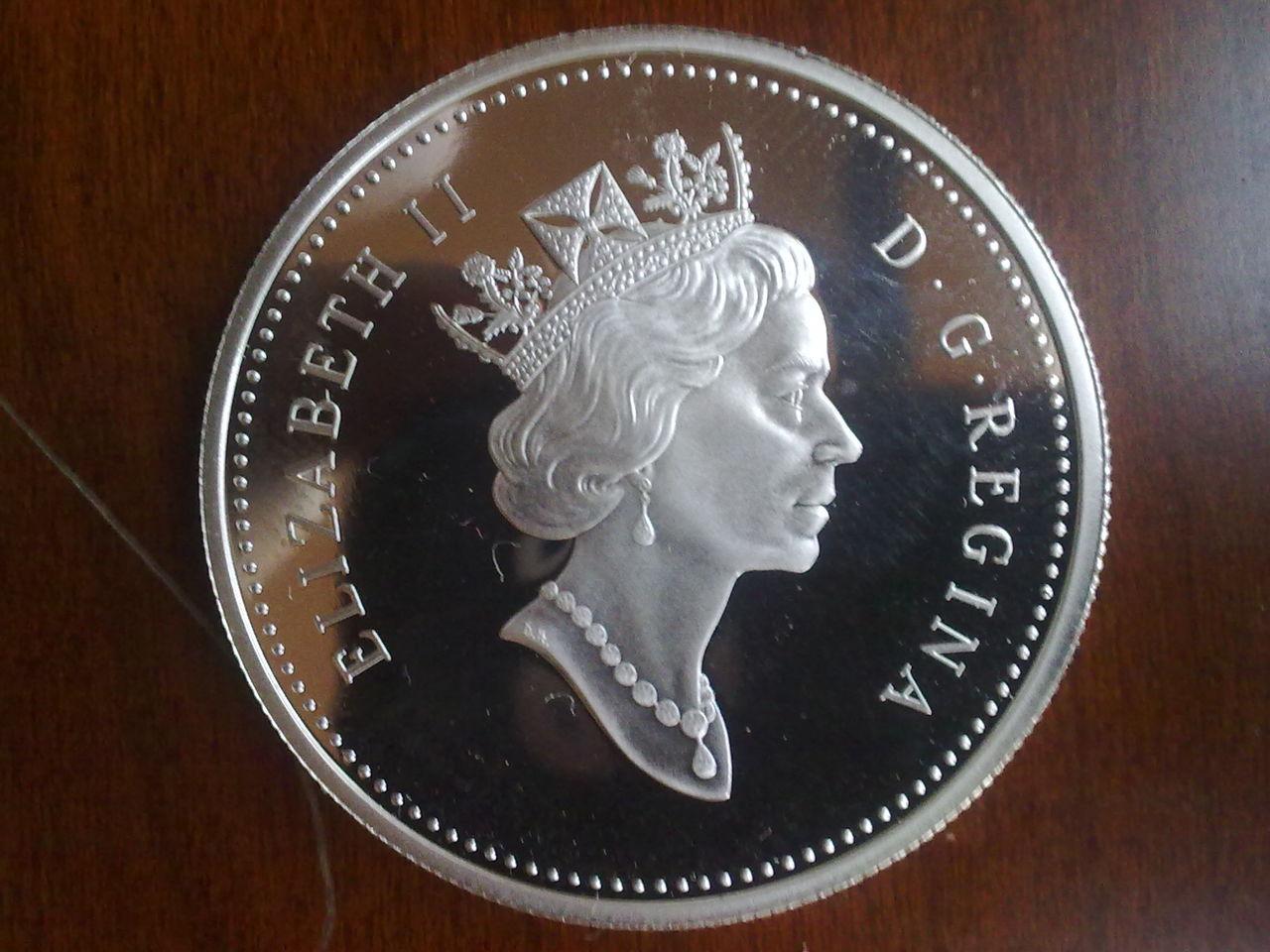 1 $ Dolar Canada 2003 Nn_009