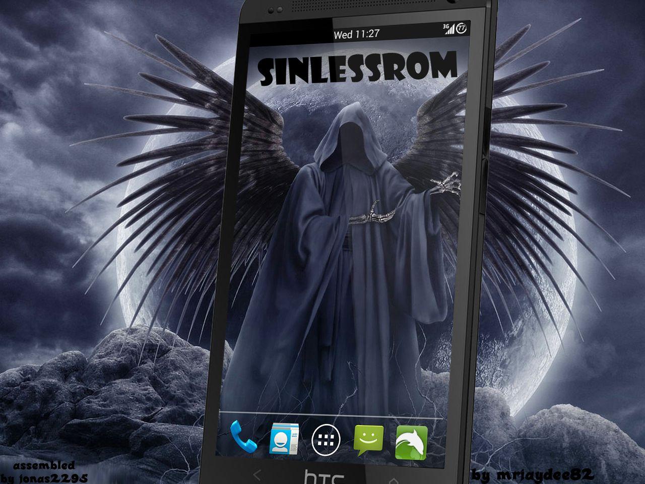 [ROM HTC ONE M8] LOLLIPOP| SinLessROM GPe v5.0.0 | Google Play Edition  Lordminimal
