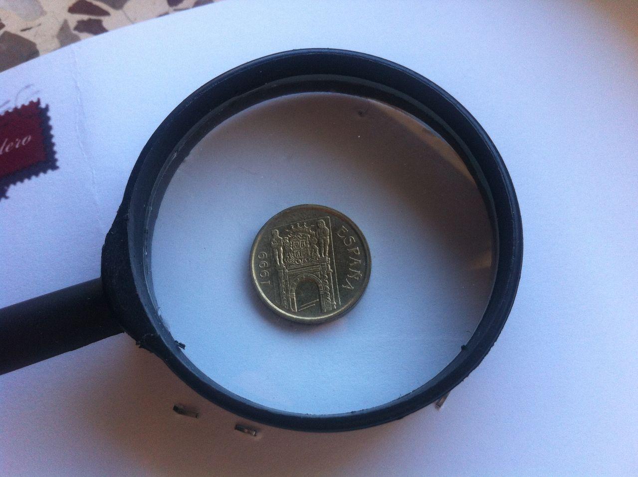 5 pesetas 1999 MURCIA, IMG_3643
