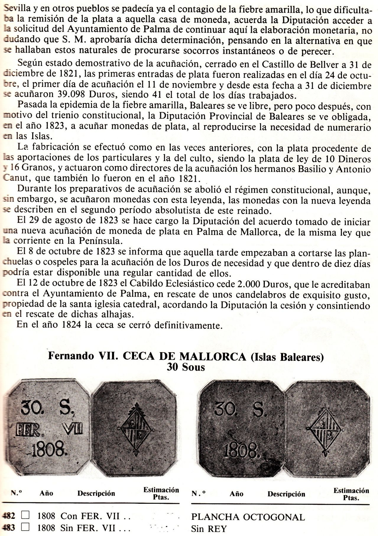 Sobre la variante 30 SOUS octogonal sin la leyenda FER. VII Ma2_copia