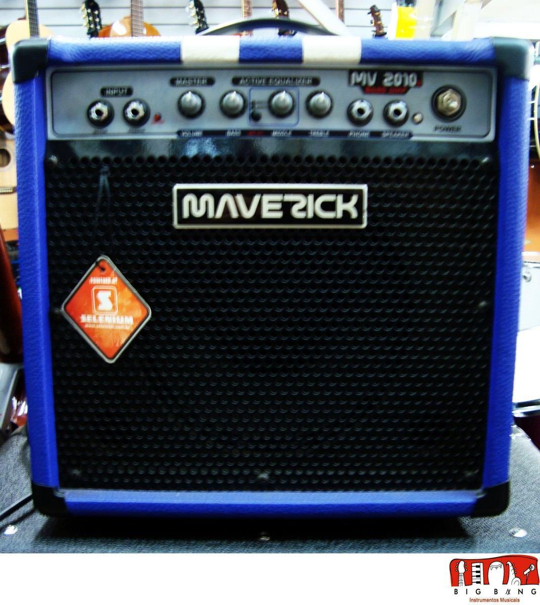 Escolhendo o seu amplificador: Poste suas dúvidas aqui. - Página 4 Amplificador_maverick_2010b_bass_14374_MLB458121
