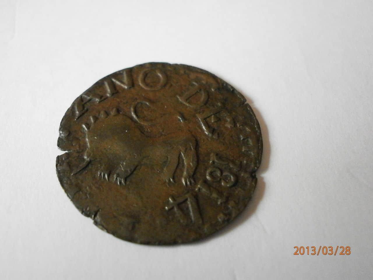 1/2 Real 1814. Fernando VII. Guayana (Venezuela) P3280001