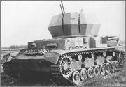 Немецкие ЗСУ на базе Panzer IV - Möbelwagen, Wirbelwind, Ostwind Wirbelwind_15