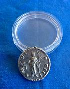 Denario de Marco Aurelio. IMP VI COS III (Aequitas). Roma. IMG_5520