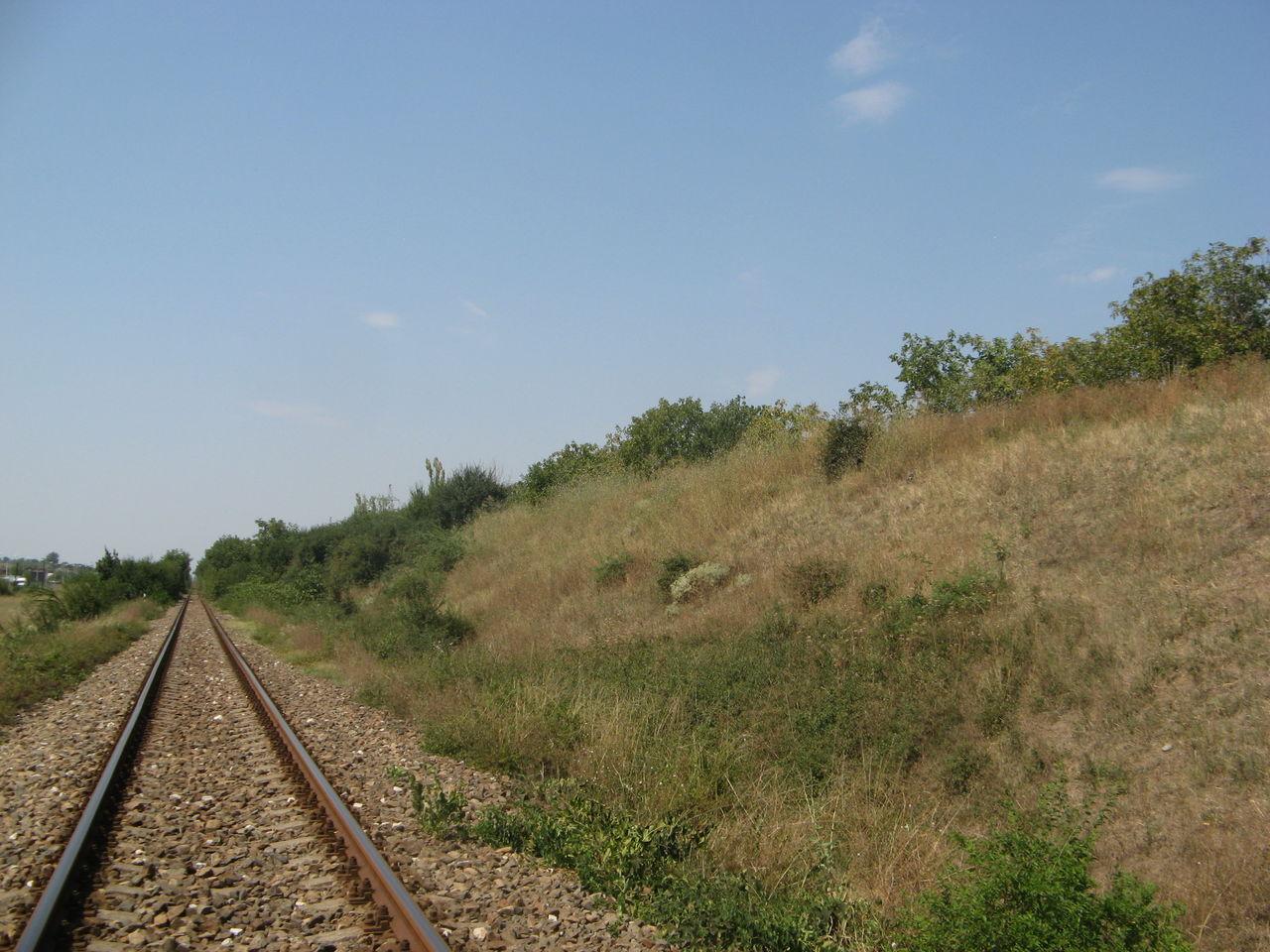 Calea ferată directă Oradea Vest - Episcopia Bihor IMG_0066