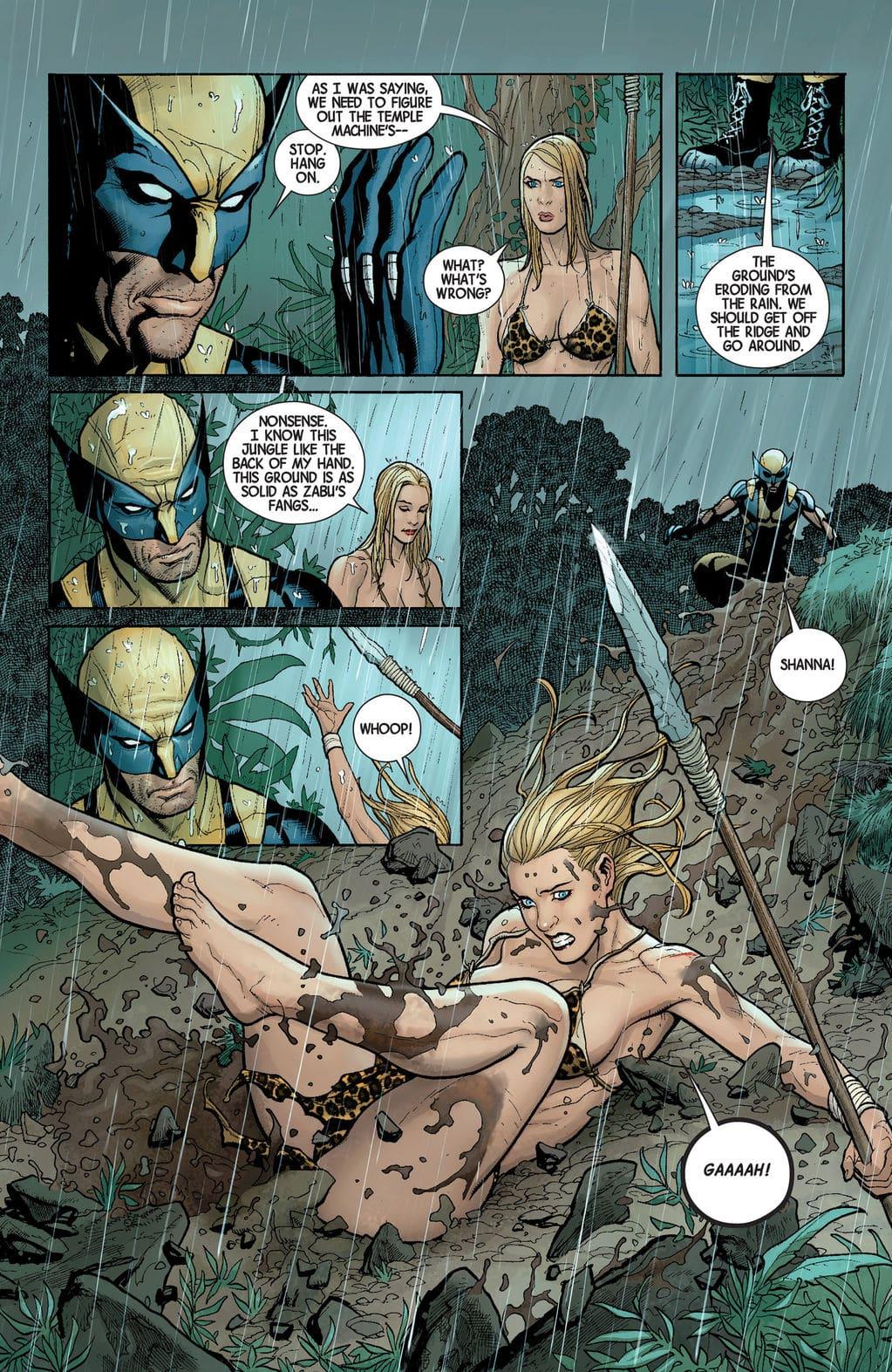 [Gentle Giant] Marvel Comics: Shanna 1/4 012