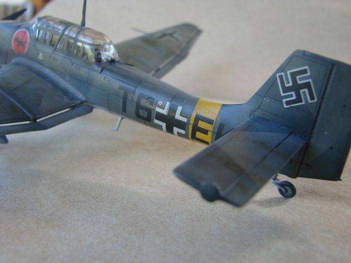 Ju-87B-2 Stuka, Fujimi, 1/72 DSC00354