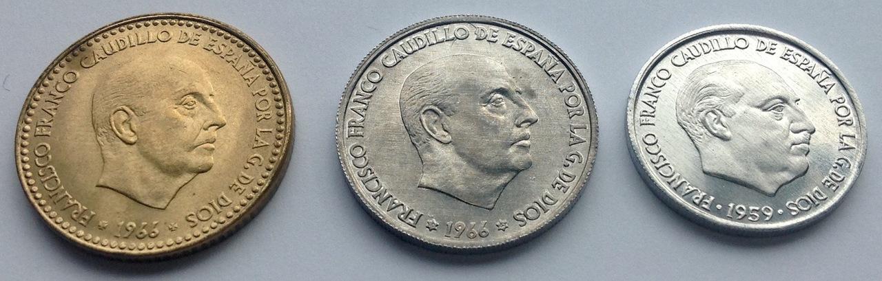 25 pesetas 1957 (*67). Estado Español. Opinión IMG_3532