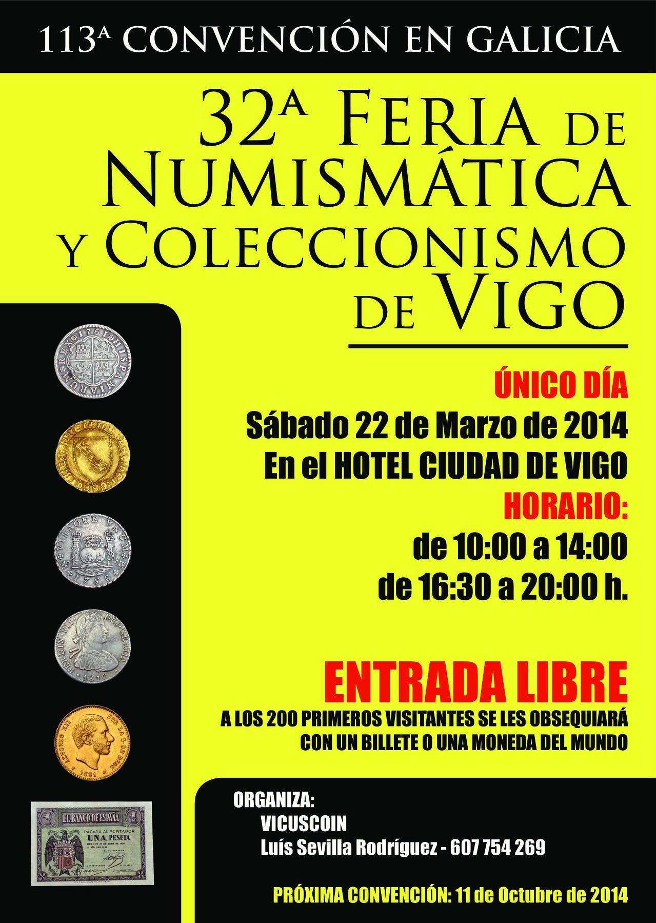 CONVENCION EN VIGO Page_1_Cartel_Numismatica_1