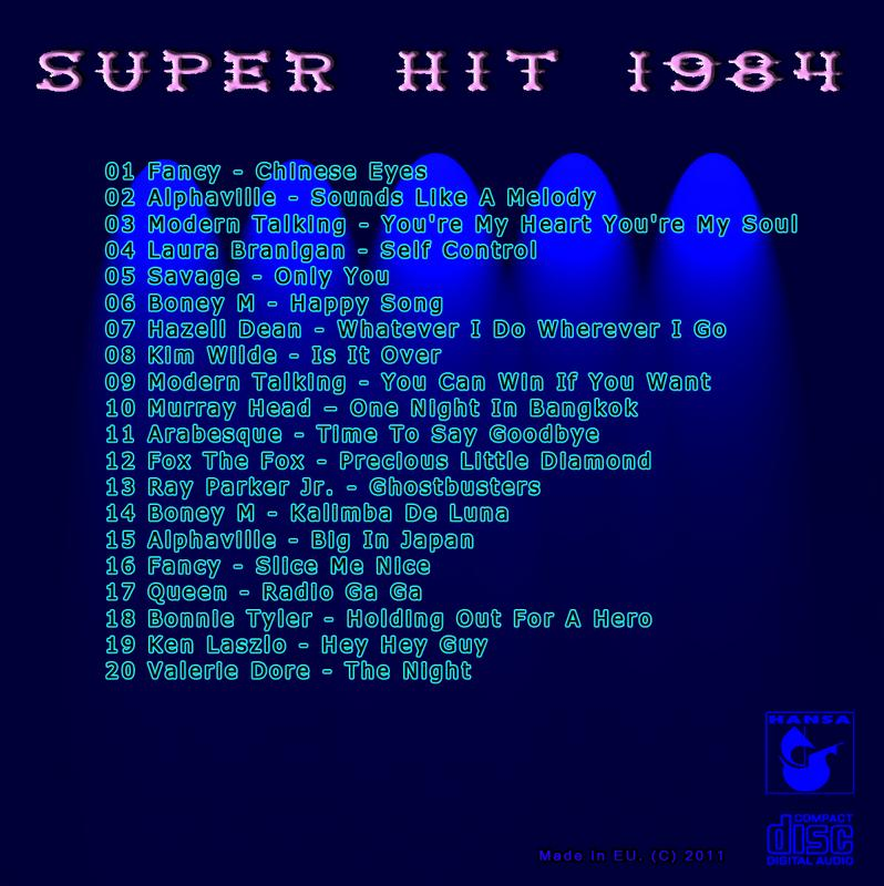 Super Hit Collection Super_Hit_1984_back