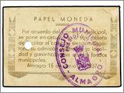 Sin información sobre billetes de Almagro 424849l