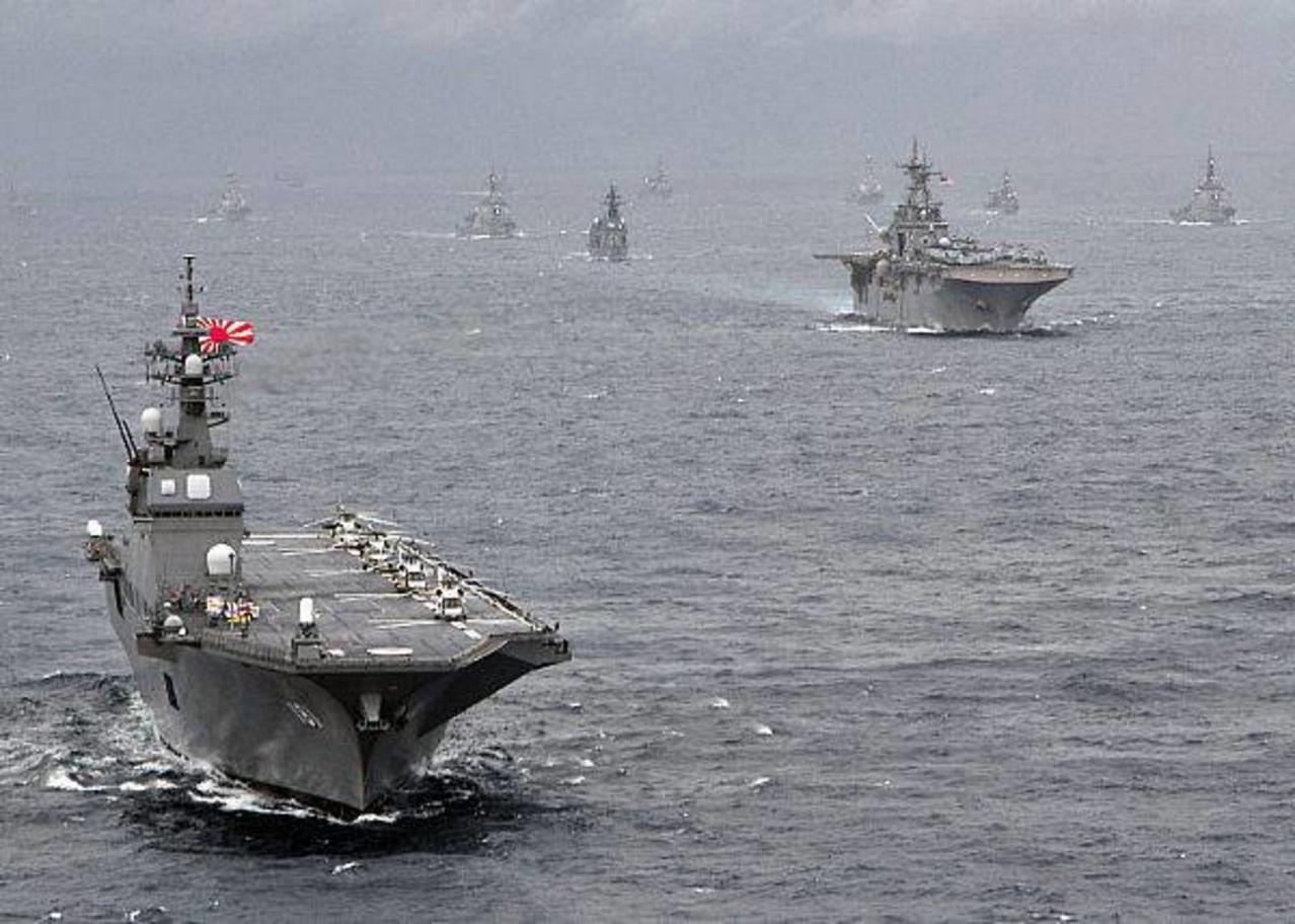 La Fuerza naval Japonesa no debe ser subestimada - Comenta Kazuhiko Inoue, Asesor militar Japones FLOTAJAPONESA