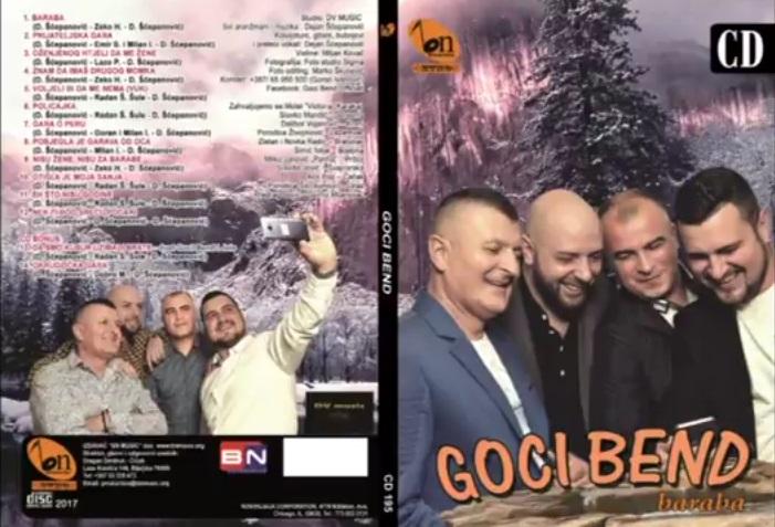 Goci Bend -Kolekcija Folder