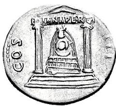Glosario de monedas romanas. DIANA DE PERGE. Image