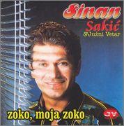 Sinan Sakic  - Diskografija  Sinan_1996_1_p